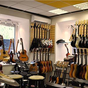 Музыкальные магазины Бронниц