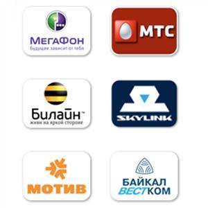 Операторы сотовой связи Бронниц