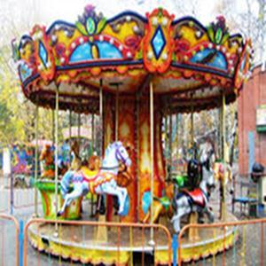 Парки культуры и отдыха Бронниц