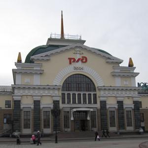 Железнодорожные вокзалы Бронниц